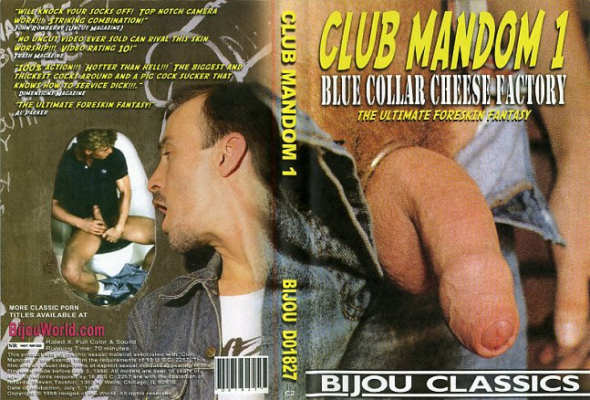 Bijou - Club Mandom Pt 1 - Blue Collar Cheese Factory