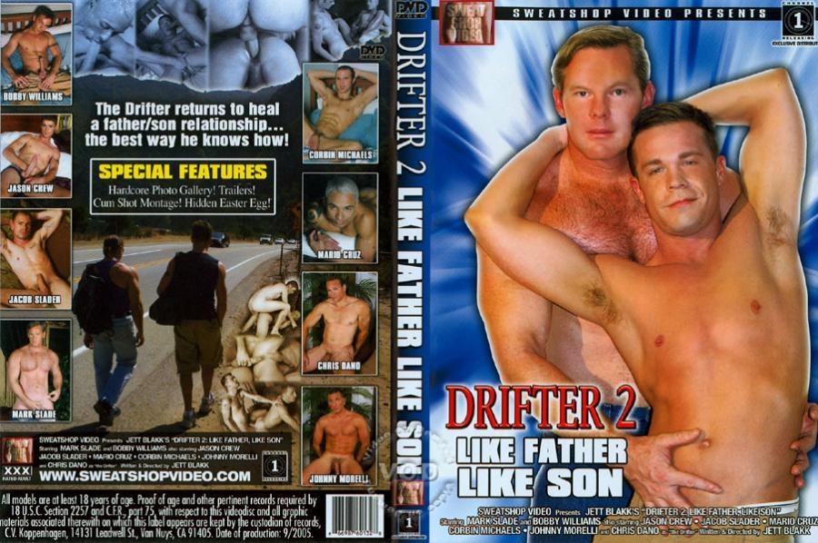 Red Devil - Drifter 2 - Like Father Like Son