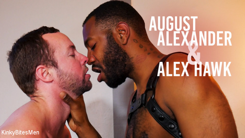 KinkiBytesMen - Switching Roles - August Alexander Takes Charge of Alex Hawk