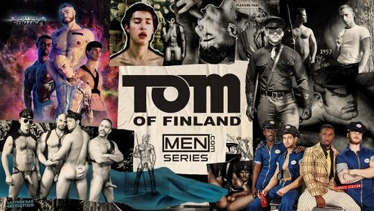 MEN - Tom of Finland - Master Cut