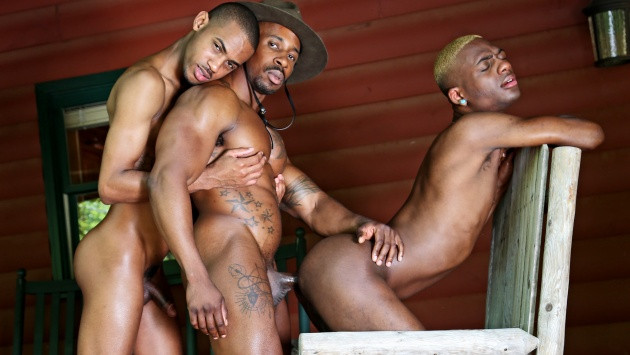 RawCityTwinks - Boot Camp - Freaks in Training 3 - Stretch Me Out - Max Konnor & Tigger Redd