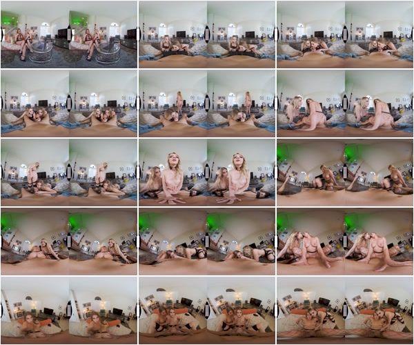 2 Chicks Same Time, Kenna James, Veronica Weston, May 01, 2020, 3d vr porno, HQ 2048