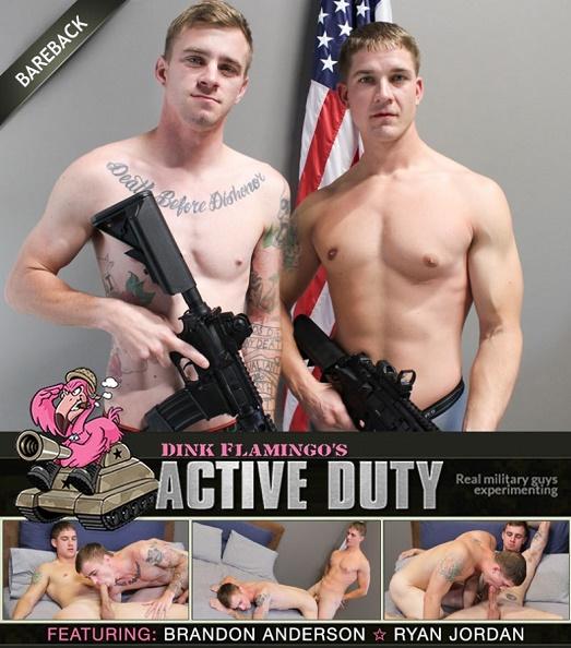 ActiveDuty - Brandon Anderson & Ryan Jordan