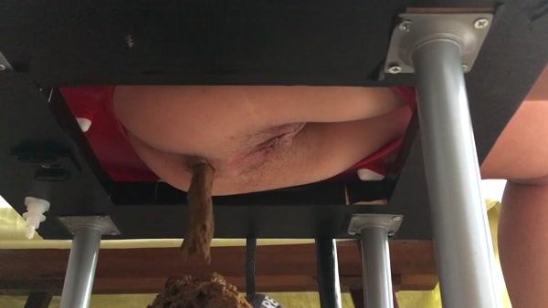 Mistress Anna - Gigantic Shit For Breakfast (2020 / FullHD 1080p)