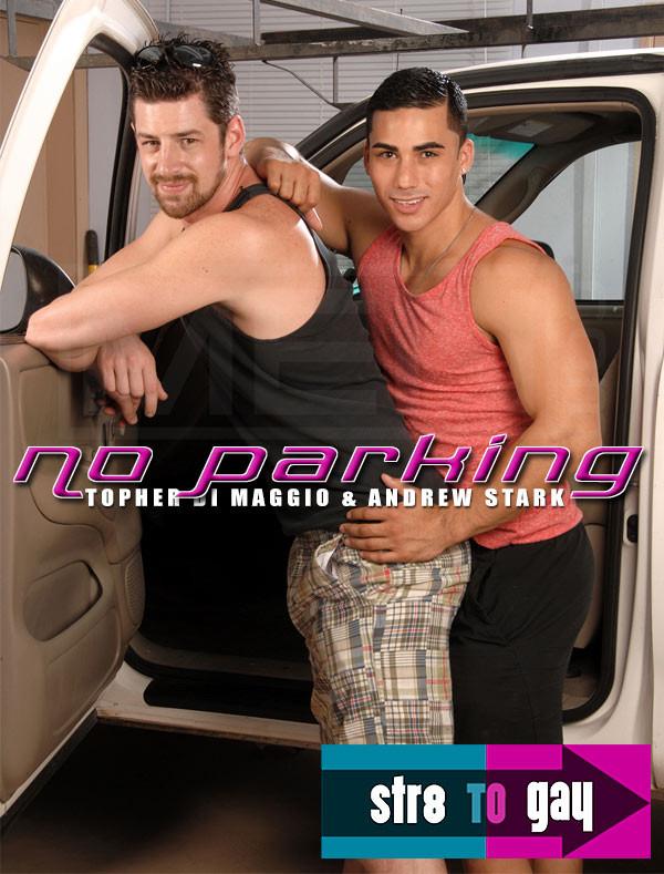 MEN - Str8ToGay - No Parking - Topher Di Maggio & Andrew Stark