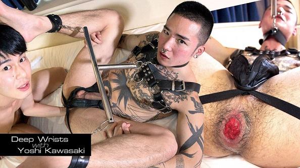PeterFever - Deep Wrists with Yoshi Kawasaki and Fuji