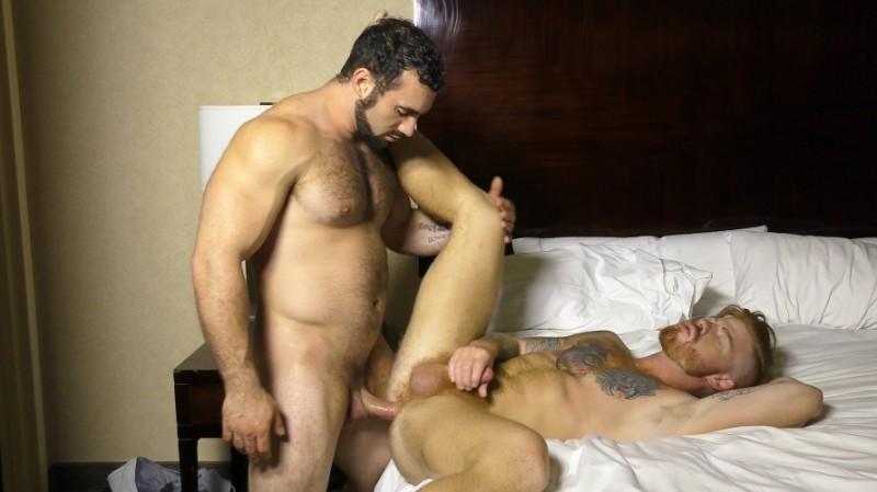 TheGuySite - Bennett Anthony Barebacks (with Jaxton Wheeler)