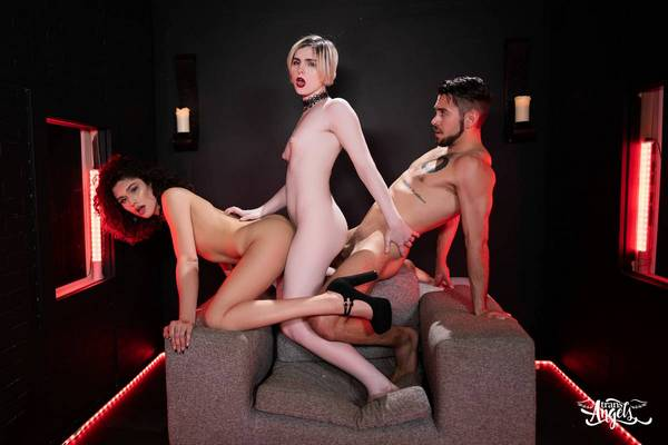 Alisia Rae, Ella Hollywood and Dante Colle - Bitch Craft - Part 3 (2020 / FullHD 1080p)