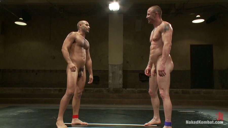 NakedKombat - Brenn Wyson vs. Leo Forte