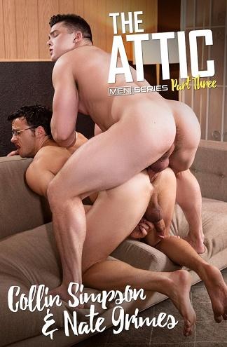 MEN - Nate Grimes & Collin Simpson - The Attic 3