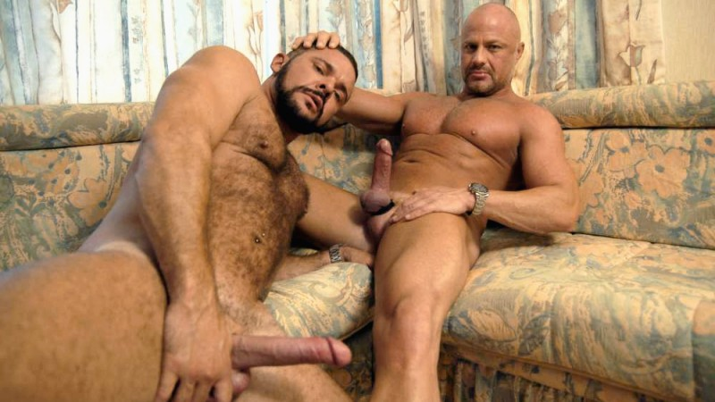 AlphaMales - Marcus Troy & Oliver Rockwell