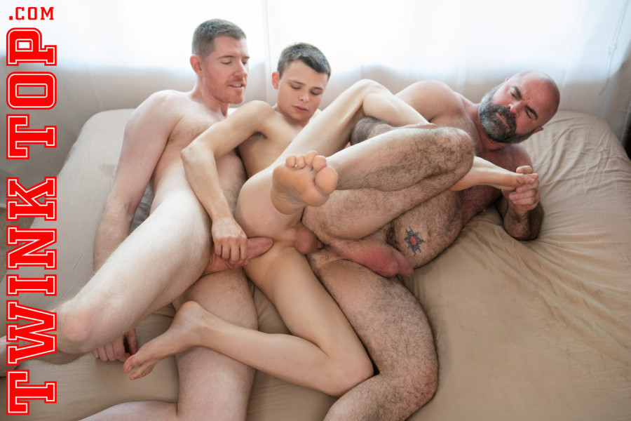 TwinkTop - Austin Tryouts with Wolf and Angus