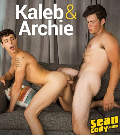 SeanCody - Archie and Kaleb - Bareback POP-UP