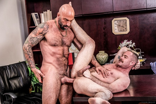 IconMale - Drew Sebastian & Trent Atkins - Blowin' Off Steam Bro
