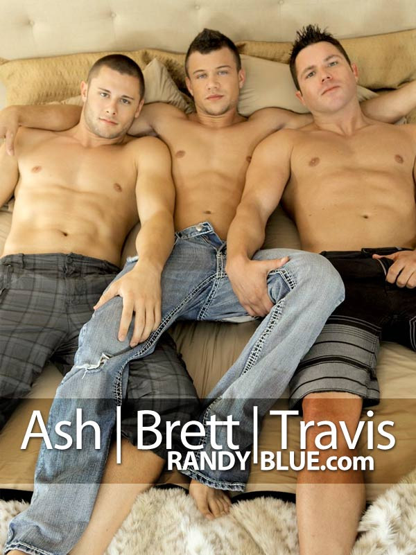 RandyBlue - RB2313 Ash Taylor, Travis James, Brett Swanson