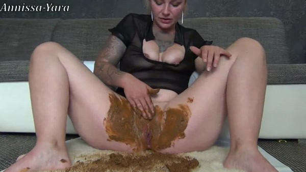 Annissa Yara - Caviar Games - Masturbation of the naughty kind (FullHD 1080p)