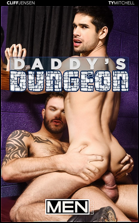MEN - Cliff Jensen, Ty Mitchell - Daddy's Dungeon Part 3