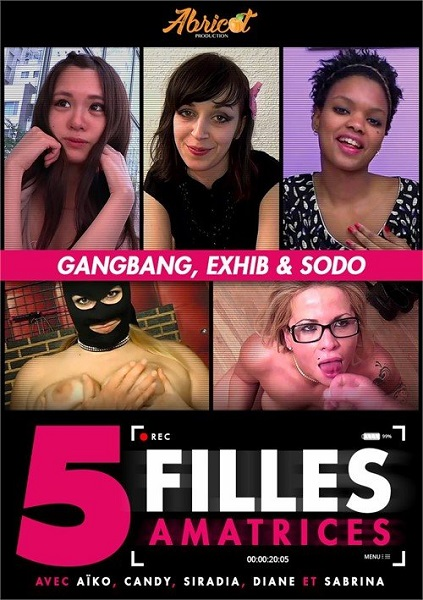 5 filles amatrices (Year 2020) (HD Rip 720p) Cover