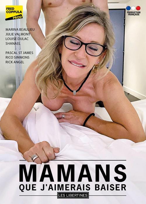 Mamans que jaimerais baiser - Les libertines (Year 2020) (HD Rip 720p) Cover