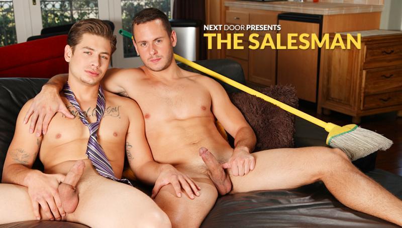NextDoorBuddies - The Salesman - Julian Smiles & Brenner Bolton