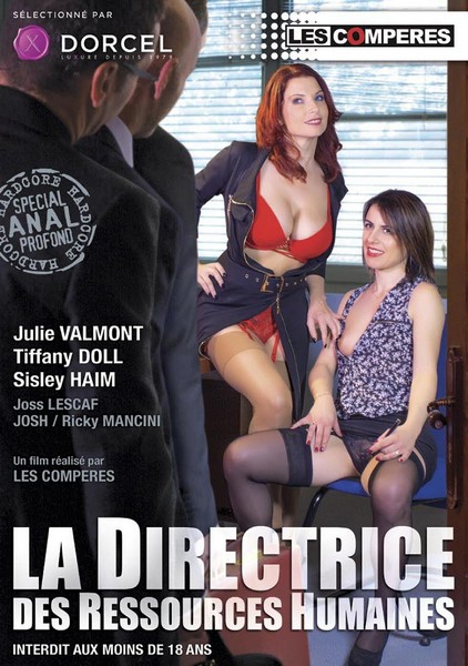 La Directrice Des Ressourses Humaines (Year 2017) (FullHD Rip 1080p) Cover