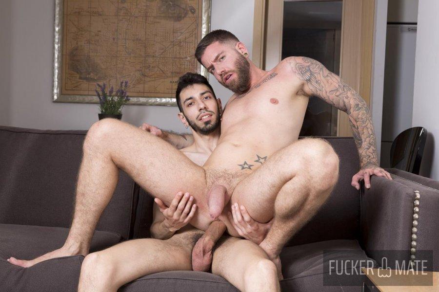 FuckerMate - Abel Sanztin and Rico Vega - Spanish fun