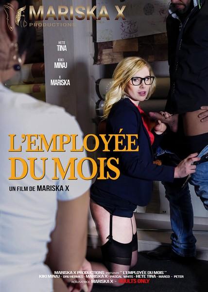 L`employee Du Mois - L`employee du mois (Year 2018) (HD Rip 720p) Cover