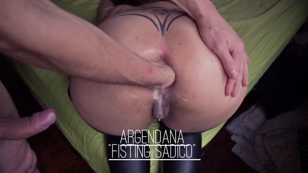 ArgenDana - Fisting Sadico (FullHD 1080p)