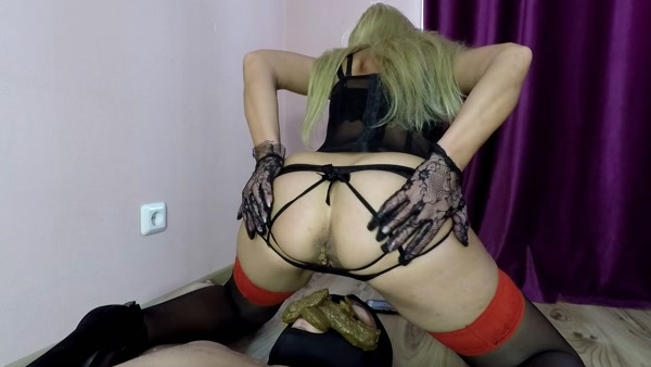 Angelica Scat - Face sitting with Shit (2020 / FullHD 1080p)
