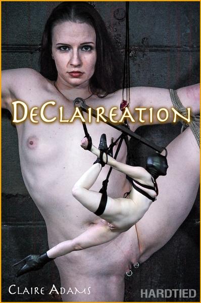 Claire Adams - DeClaireation [HardTied.com / 2020 / HD 720p]