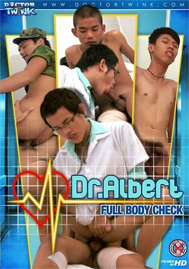 DoctorTwink - Dr. Albert Full Body Check