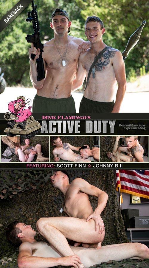 ActiveDuty - Johnny B & Scott Finn