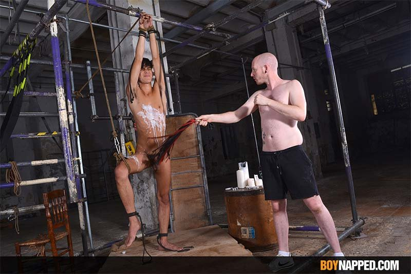BoyNapped - Punishing The Little Twink Boy - Part 1