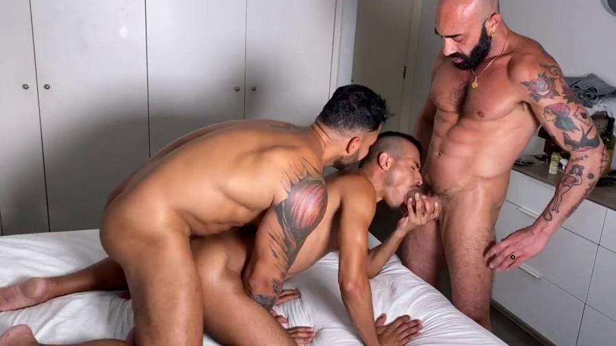 RawFuckClub - Viktor Rom, Gianni Maggio & Valdo Smith - Las pollas de oro