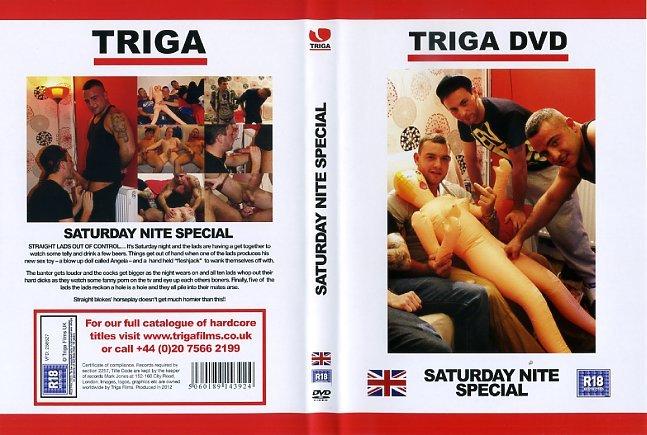 Triga - Saturday Nite Special