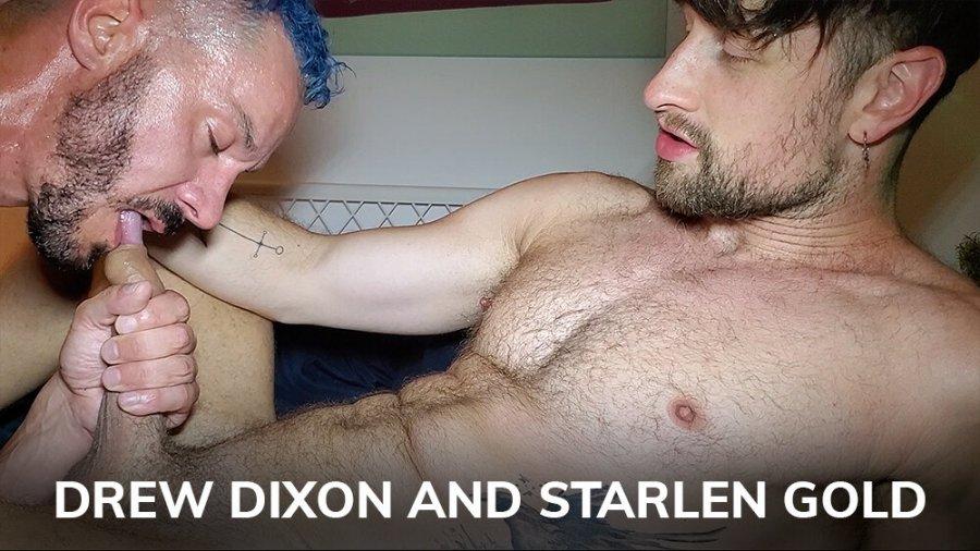 BreedMeRaw - Drew Dixon and Starlen Gold