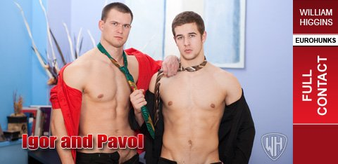 WH - Igor and Pavol - Suit Shoot - FULL CONTACT - 04-05-2011