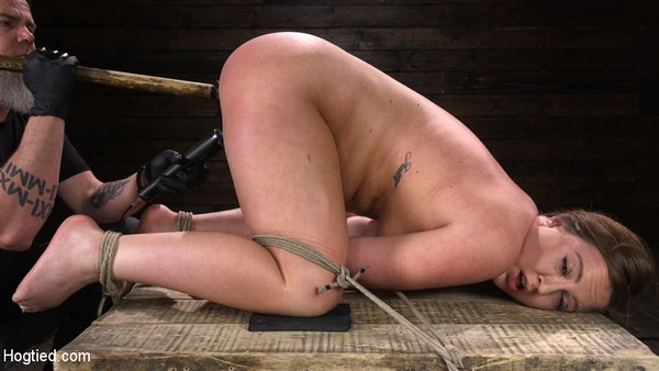 Maddy O`Reilly - Naughty Slut Submits to The Pope [Hogtied.com / Kink.com / 2020 / HD 720p]