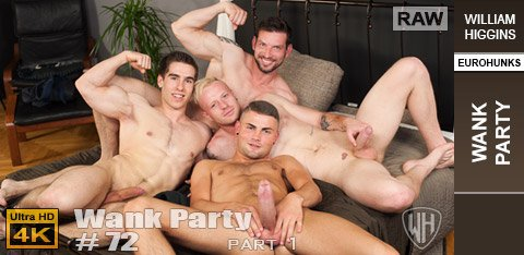 WH - Wank Party 2016 #06, Part 1 RAW - WANK PARTY - 22.06.2016 1080