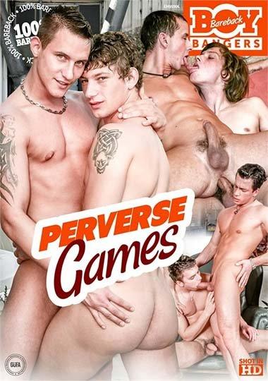 Bareback Boy Bangers - Perverse Games