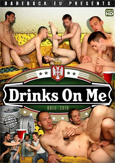 Bareback EU - Drinks on Me