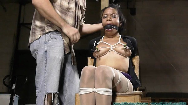 Monica Jade - Monicas Test - Part 2 [FutileStruggles.com / Clips4Sale.com / HD 720p]
