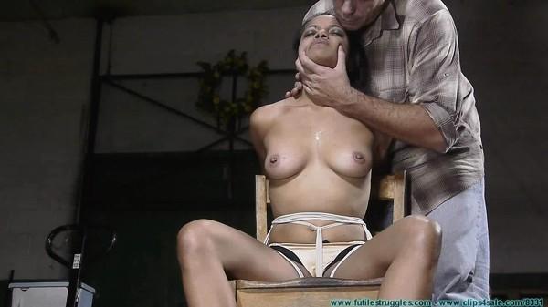 Monica Jade - Predicament - Part 2 [FutileStruggles.com / Clips4Sale.com / HD 720p]