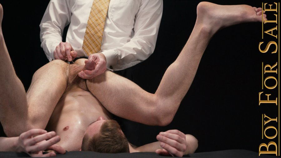 BoyForSale - The Boy Blake - Chapter 1 - The Grooming - Master LeGrand