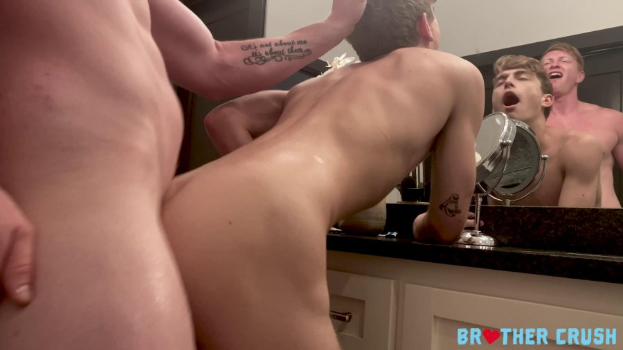 BrotherCrush - Kyle Connors & Jesse Bolton - Brotherly Curiosity