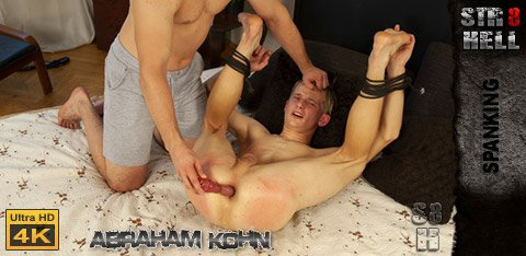 Str8Hell - Abraham Kohn - SPANKING