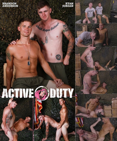 AktiveDuty - Ryan Jordan & Brandon Anderson