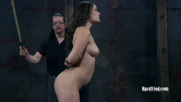 Charlotte Vale, Master Abraham - Domestic Servitude [HardTied.com / HD 720p]