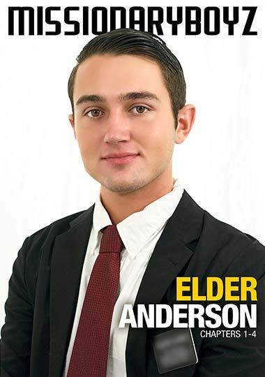 MissionaryBoyz - Elder Anderson - Chapters 1-4