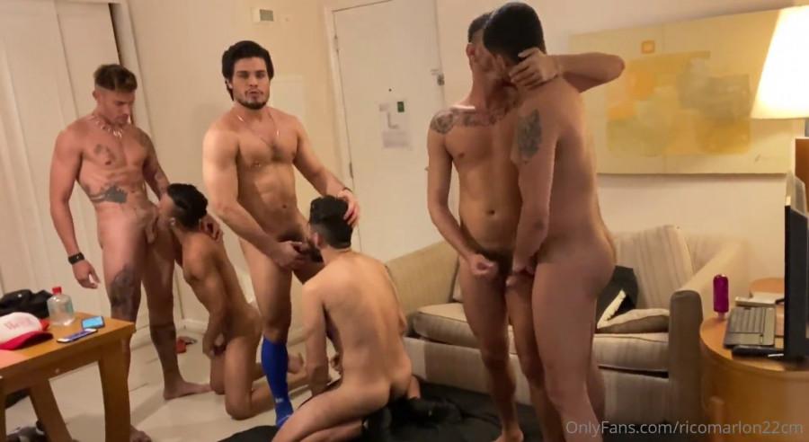 OnlyFans - Rico Marlon, Kevin, Marcelinhoator Ator, Dotado ce, Kadu Ventri and Fehsaga20